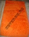 Турецкий ковер шагги 24000-оранжевый